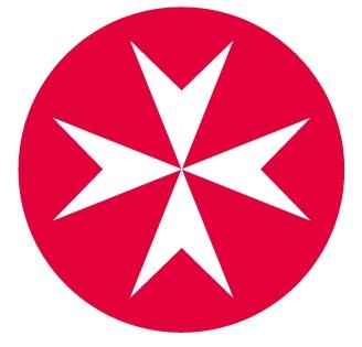 Logo Kruispost Kruis in rondje